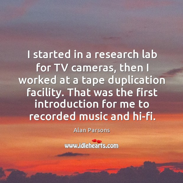 That was the first introduction for me to recorded music and hi-fi. Image