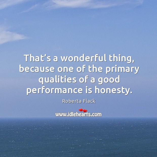 Performance Quotes