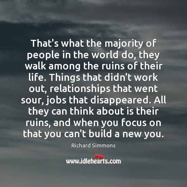 Image, That's what the majority of people in the world do, they walk
