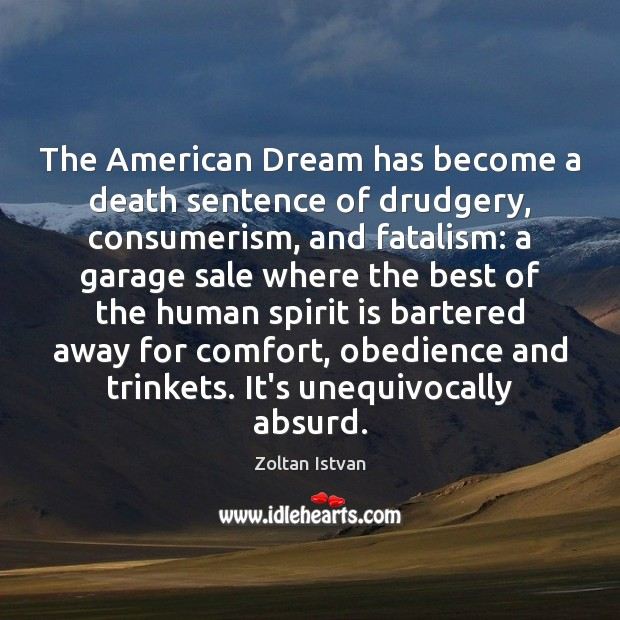 american dream in death of a Get an answer for 'how does arthur miller interpret the american dream in his death of a salesman' and find homework help for other death of a salesman questions at enotes.