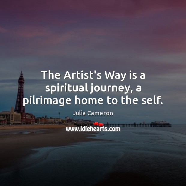 Picture Quote by Julia Cameron