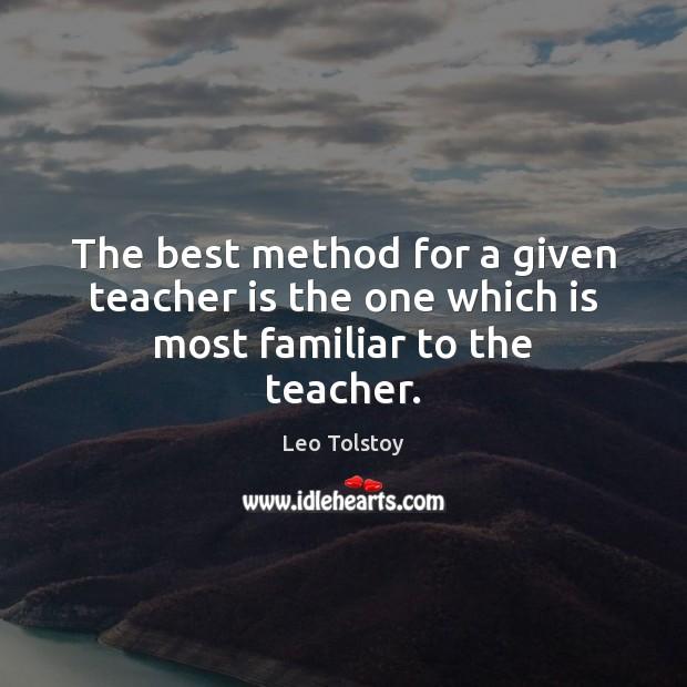 Teacher Quotes