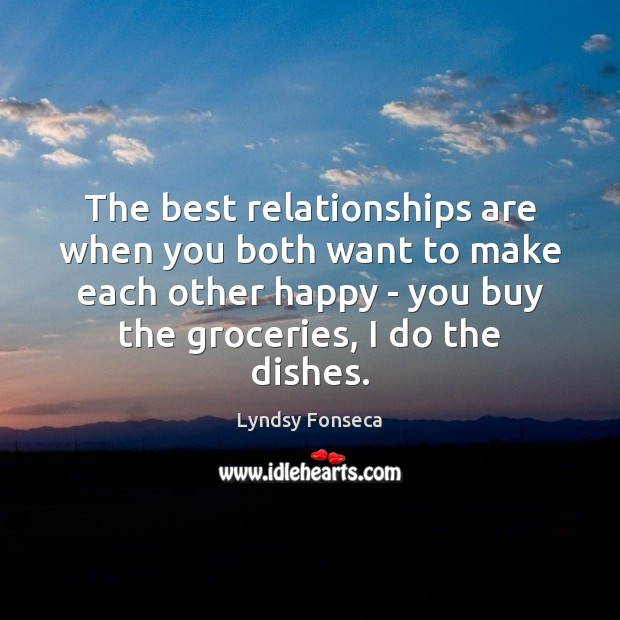 Image, The best relationships are when you both want to make each other