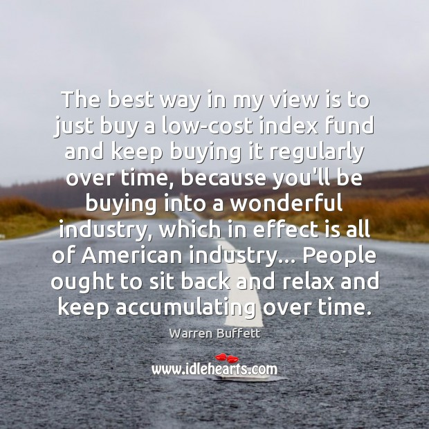 Image, The best way in my view is to just buy a low-cost