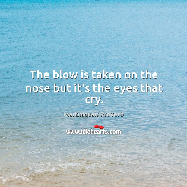 Martiniquais Proverbs
