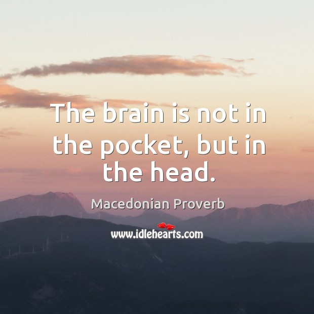 Macedonian Proverbs