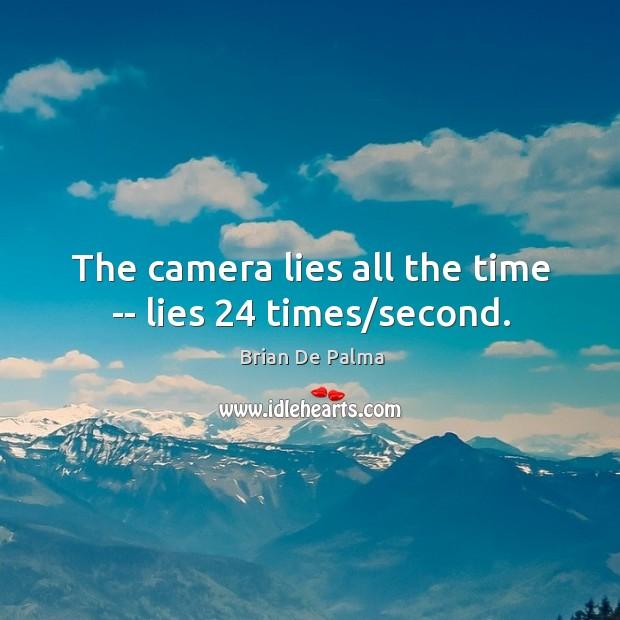 Picture Quote by Brian De Palma