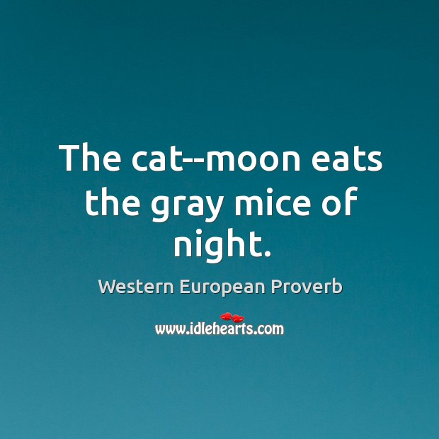 Western European Proverbs
