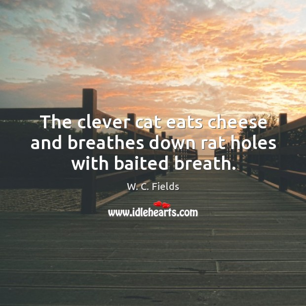 Picture Quote by W. C. Fields