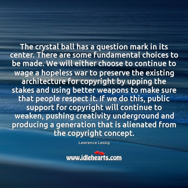 The crystal ball has a question mark in its center. There are Image