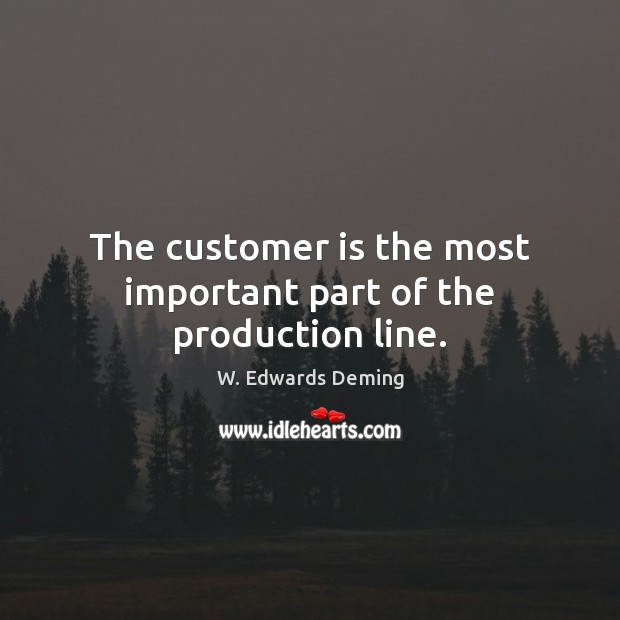 Picture Quote by W. Edwards Deming