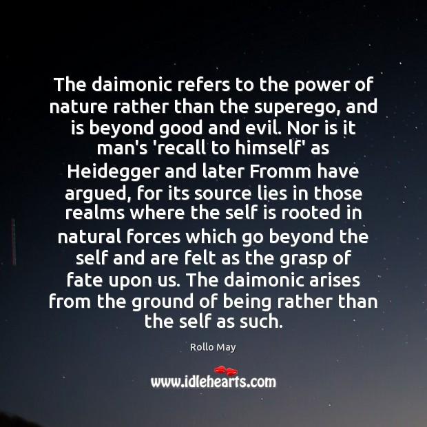 Daimonic