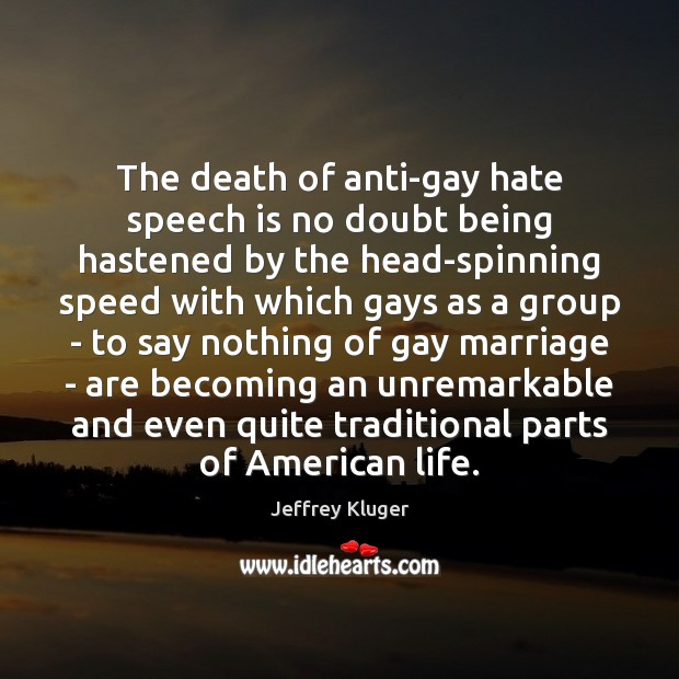 Image, The death of anti-gay hate speech is no doubt being hastened by