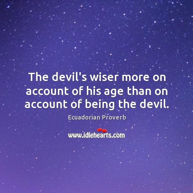 Ecuadorian Proverbs