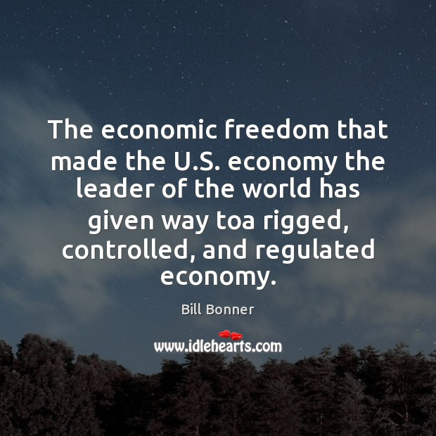 Image, The economic freedom that made the U.S. economy the leader of