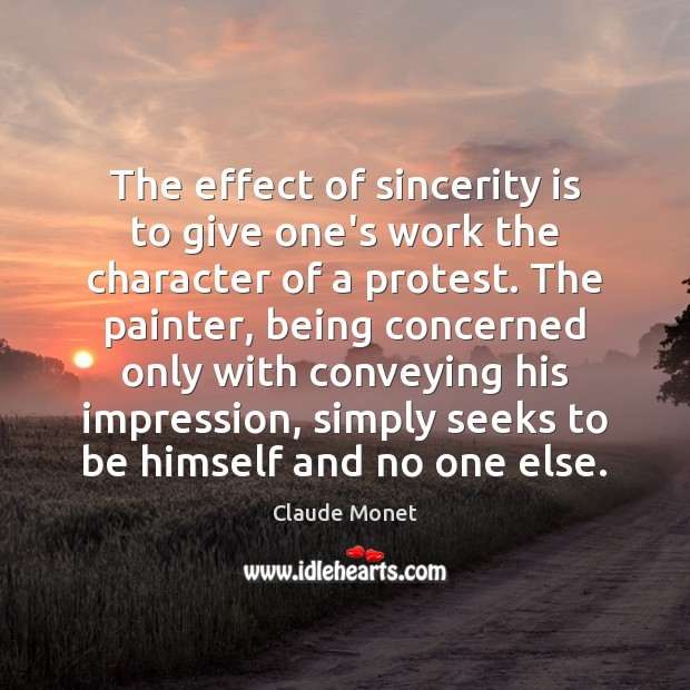 Picture Quote by Claude Monet