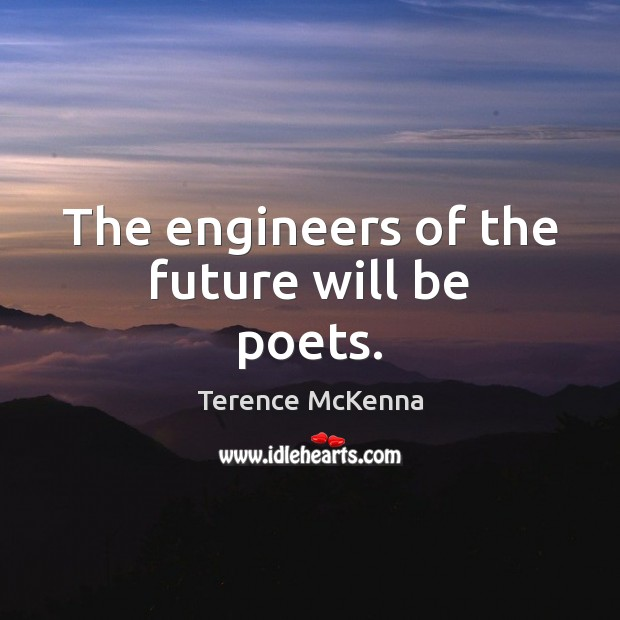 Picture Quote by Terence McKenna
