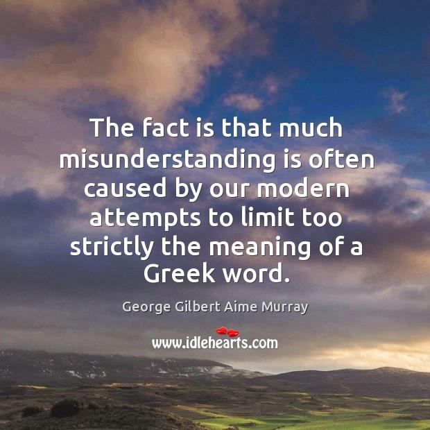 Misunderstanding Quotes Image