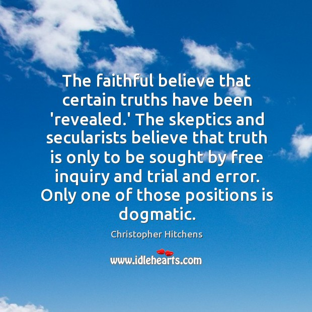 Faithful Quotes