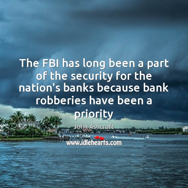 Image, The FBI has long been a part of the security for the