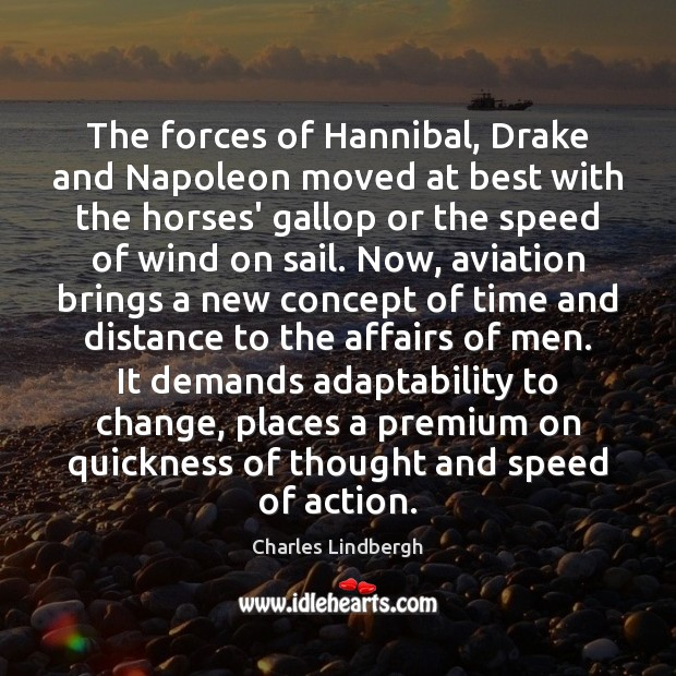 The forces of Hannibal, Drake and Napoleon moved at best with the Image