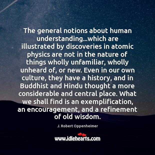 The general notions about human understanding…which are illustrated by discoveries in Image
