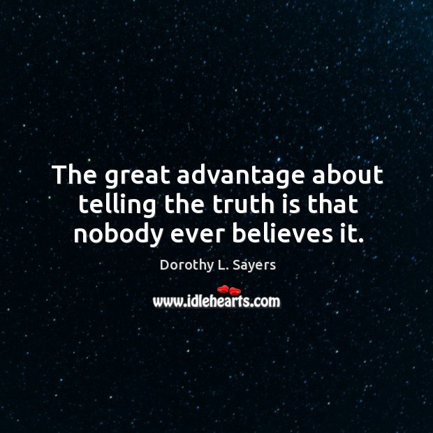 Picture Quote by Dorothy L. Sayers