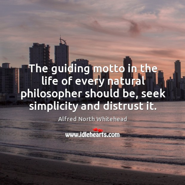 Picture Quote by Alfred North Whitehead