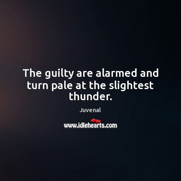Guilty Quotes