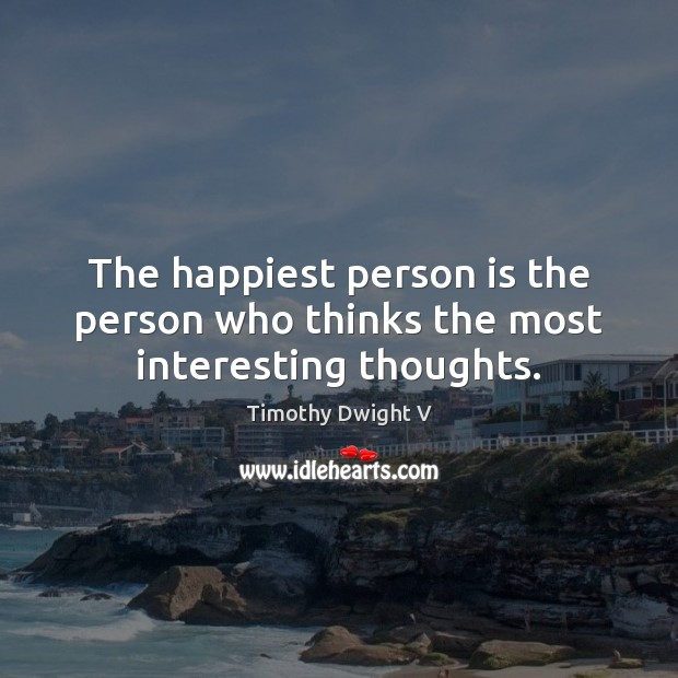 Picture Quote by Timothy Dwight V