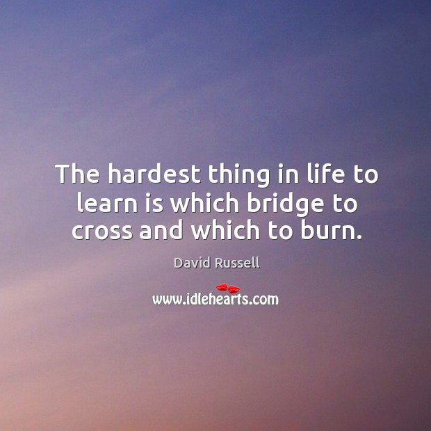 the hardest thing in life Bookmark one of the hardest things to do in life is letting go of what you thought  was real bookmark what do you think 214 points upvote downvote.