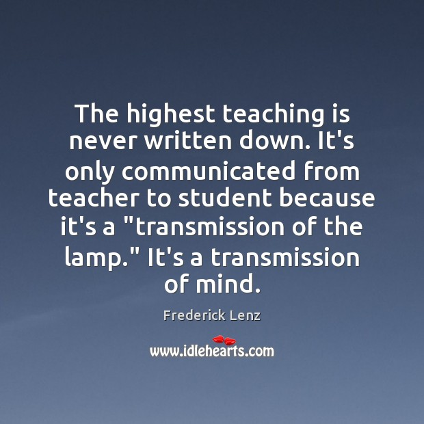 Teaching Quotes Image