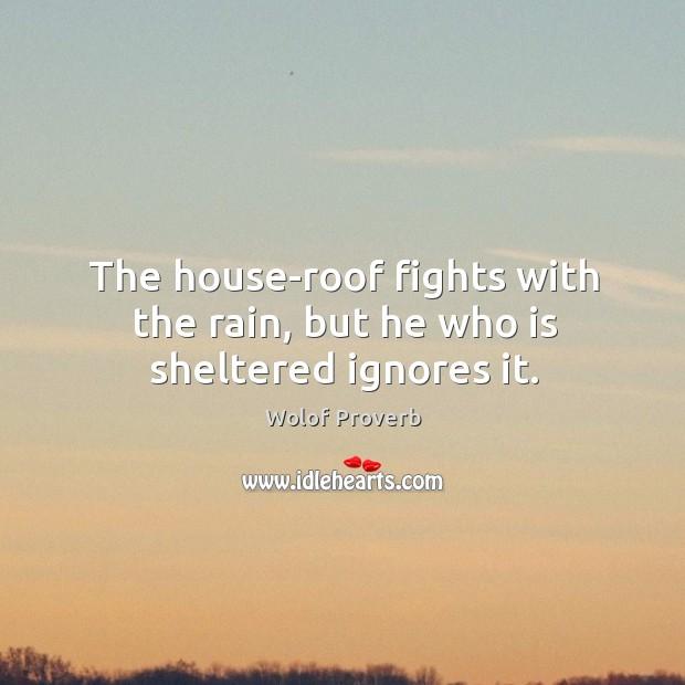 Wolof Proverbs