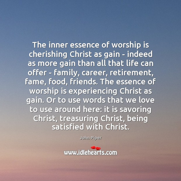 Worship Quotes