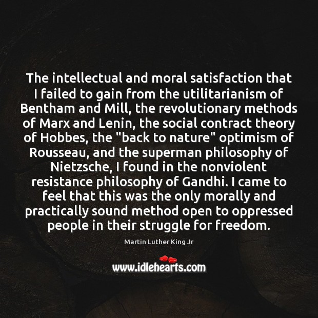 The intellectual and moral satisfaction that I failed to gain from the Nature Quotes Image