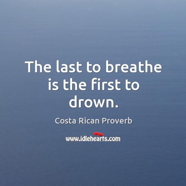 Costa Rican Proverbs