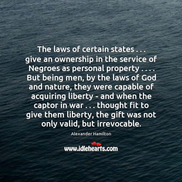 Image, The laws of certain states . . . give an ownership in the service of