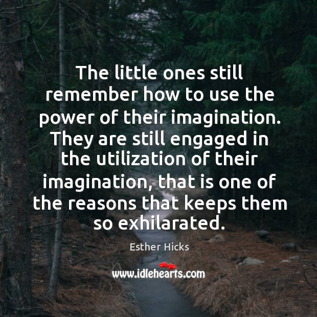 Image, The little ones still remember how to use the power of their