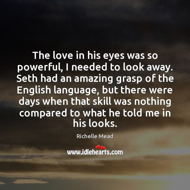 Image, The love in his eyes was so powerful, I needed to look