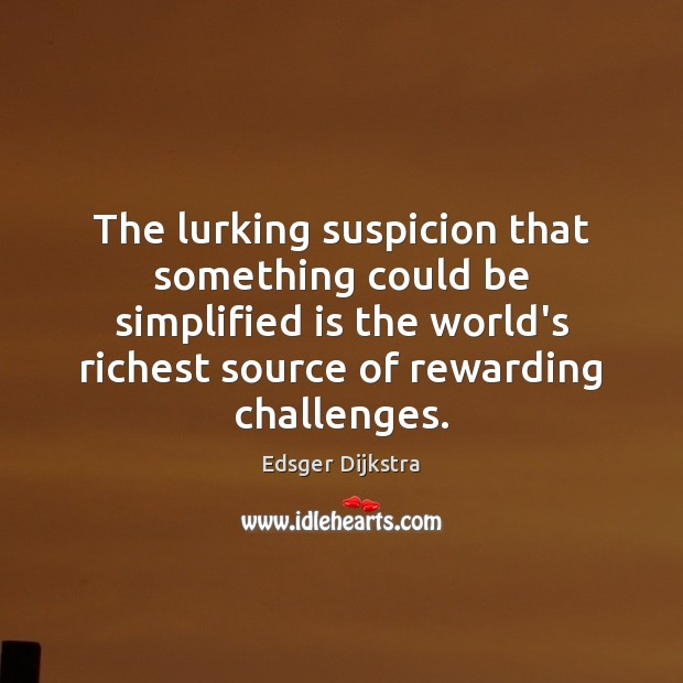 Picture Quote by Edsger Dijkstra