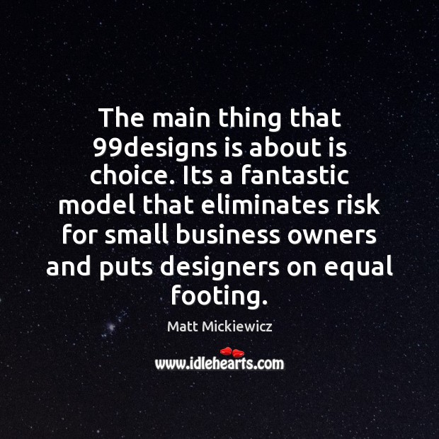 Image, The main thing that 99designs is about is choice. Its a fantastic