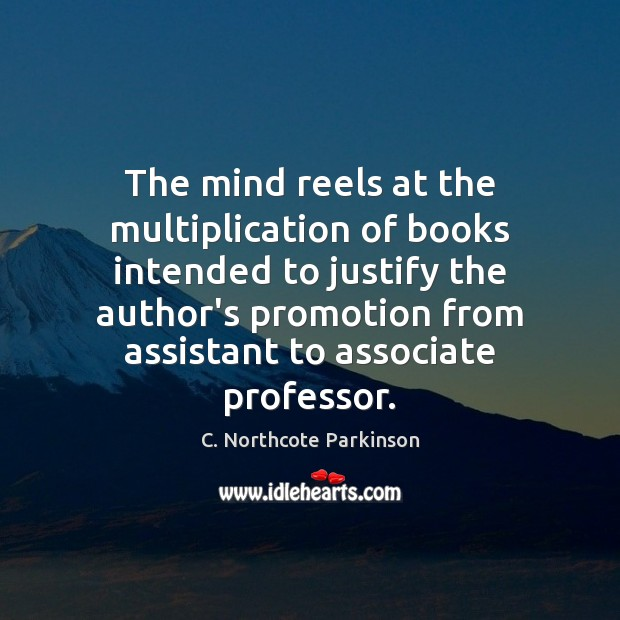 Image, The mind reels at the multiplication of books intended to justify the