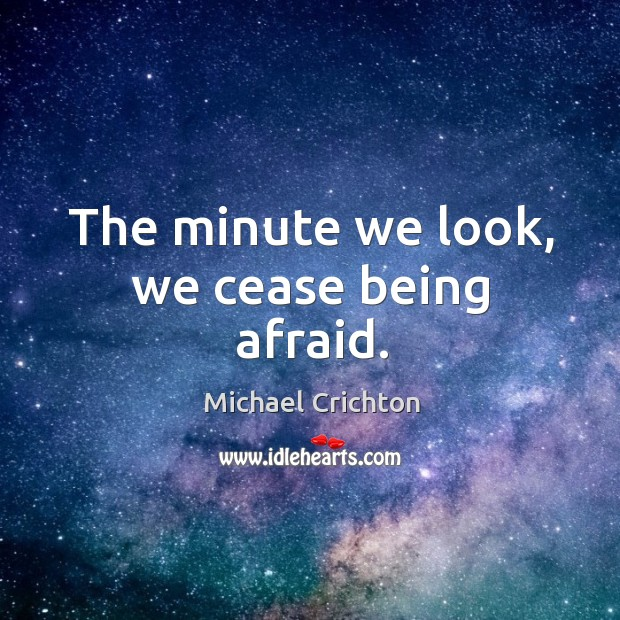 Picture Quote by Michael Crichton
