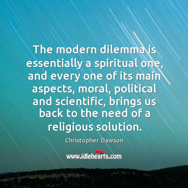 Picture Quote by Christopher Dawson