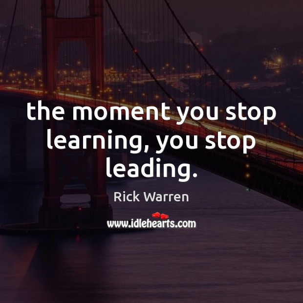 Picture Quote by Rick Warren