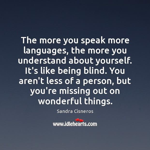 Picture Quote by Sandra Cisneros
