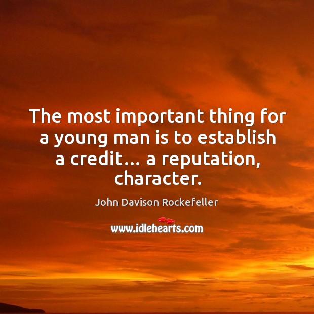 Picture Quote by John Davison Rockefeller