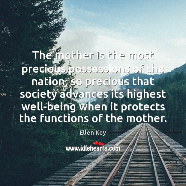 Image, The mother is the most precious possessions of the nation, so precious