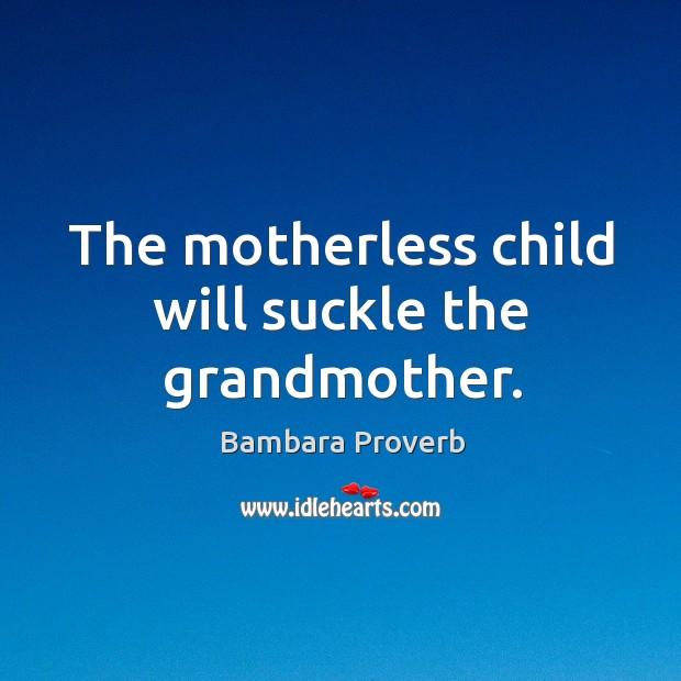 Bambara Proverbs