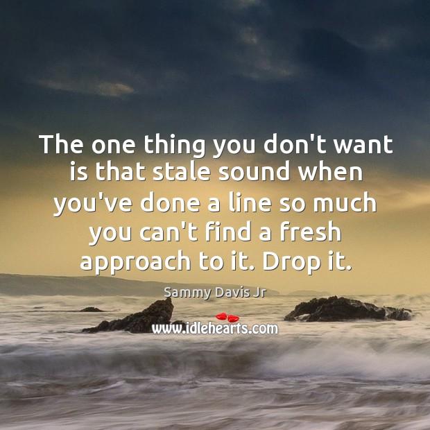 Picture Quote by Sammy Davis Jr